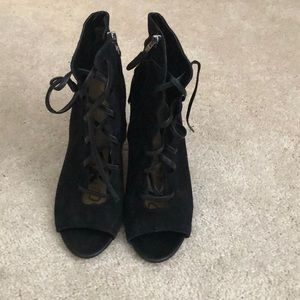 Sam Edelman heeled sandals Size 9.